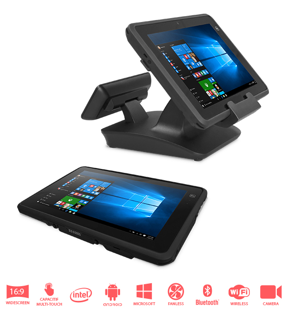 Emmy software voor touch kassa en tablet